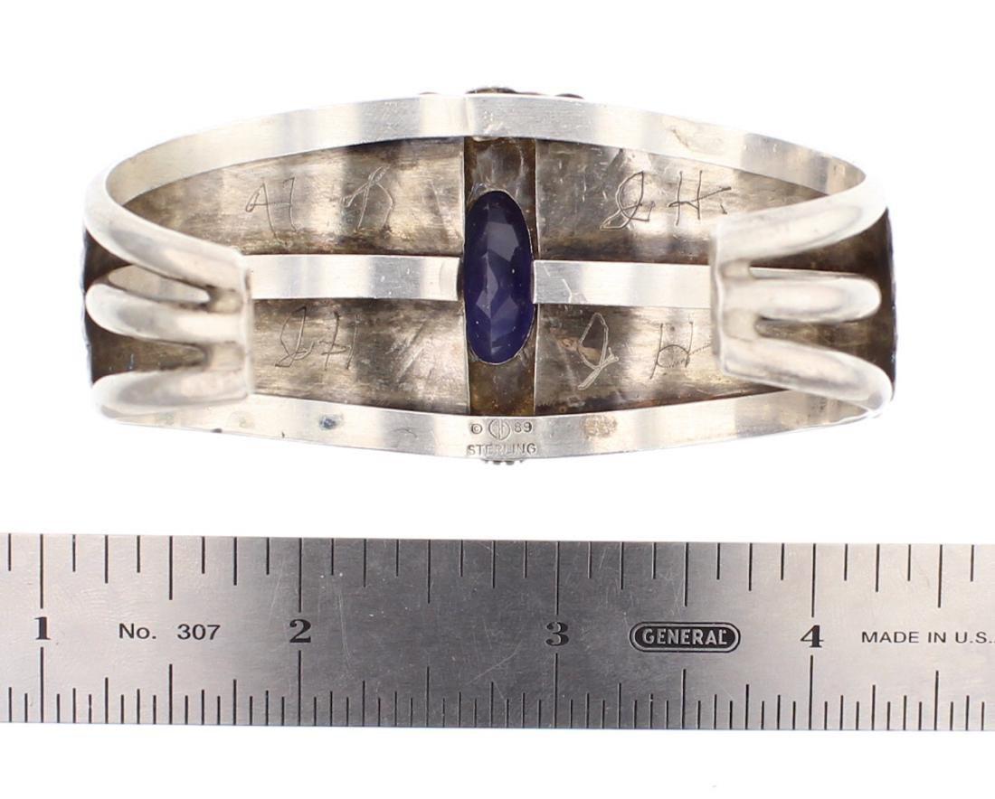 Vintage Amethyst Bracelet - 3
