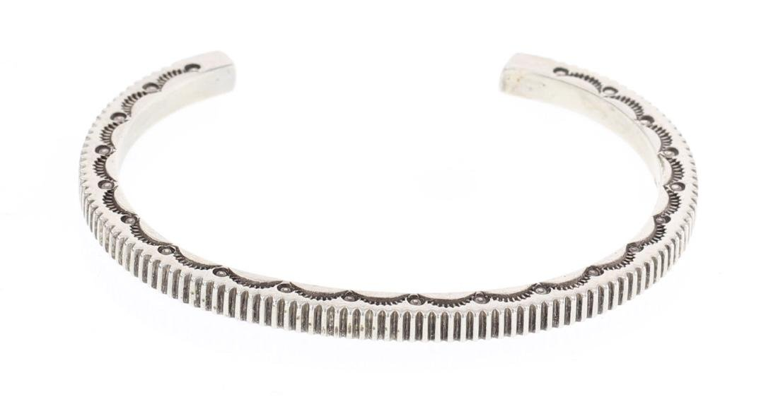 PTG Stamp Cuff Bracelet