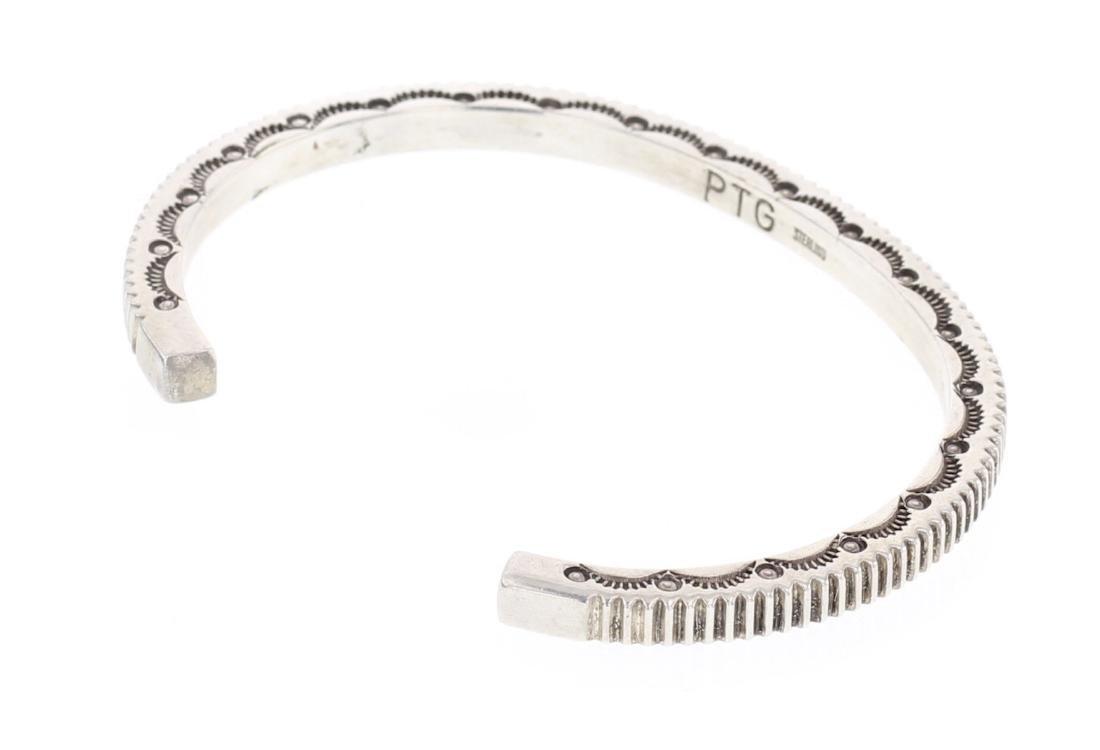 PTG Stamp Cuff Bracelet - 2