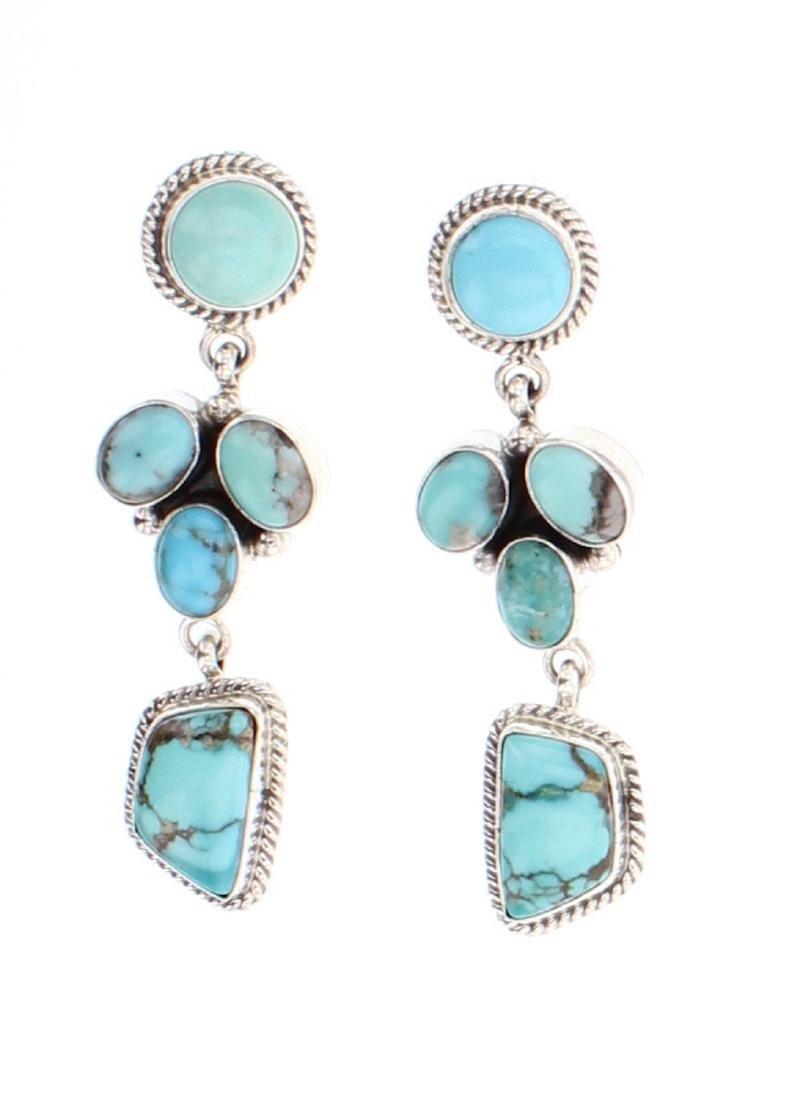 Wylie Turquoise Earrings