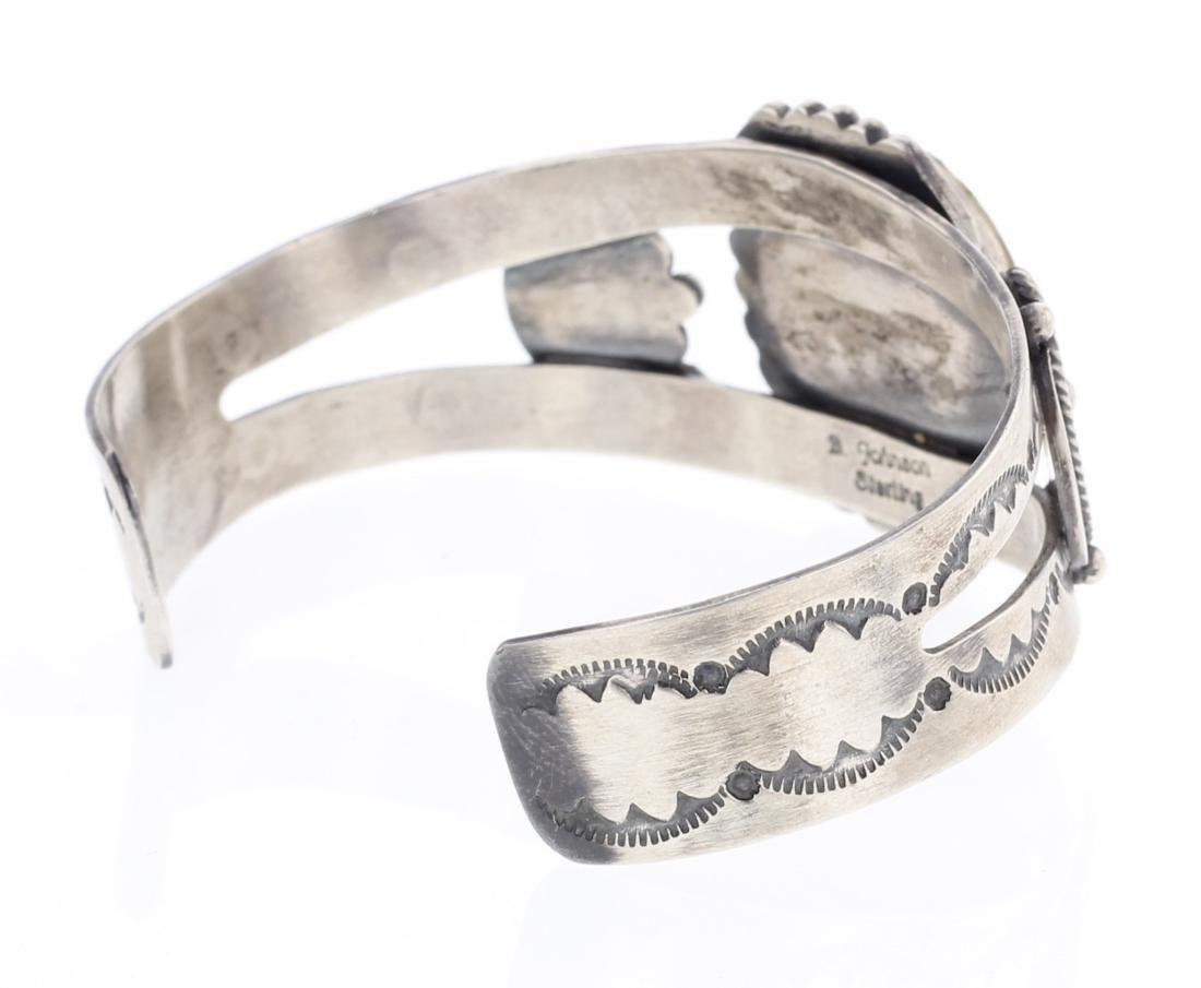 Bobby Johnson Turquoise Cuff Bracelet - 2