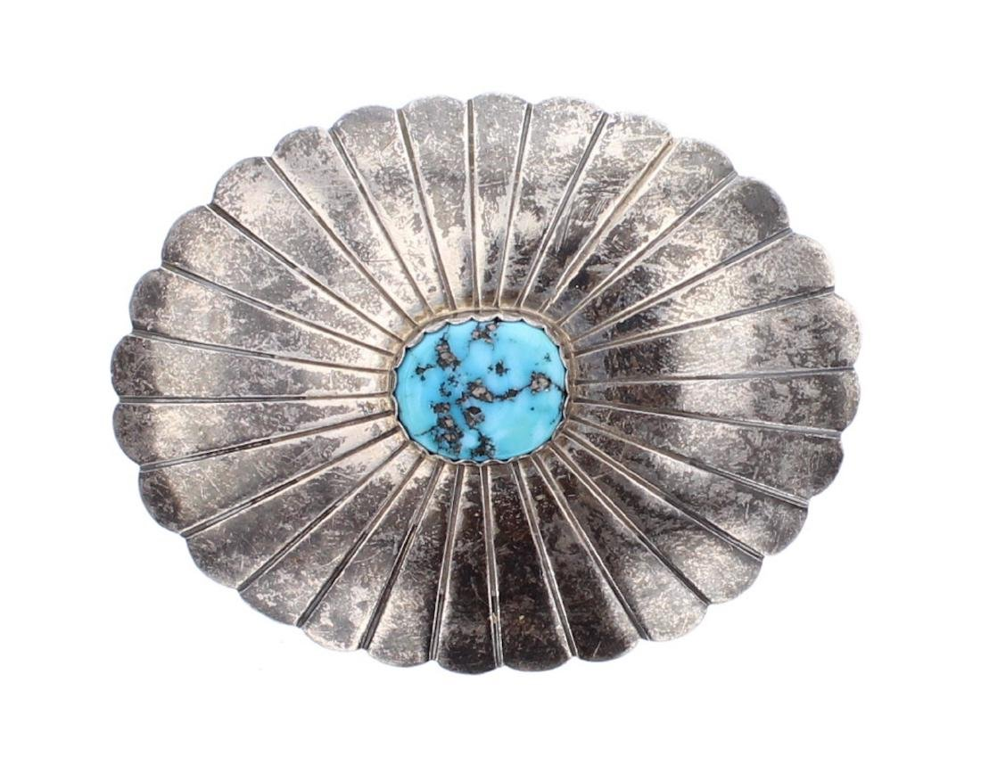 Turquoise Vintage Belt Buckle