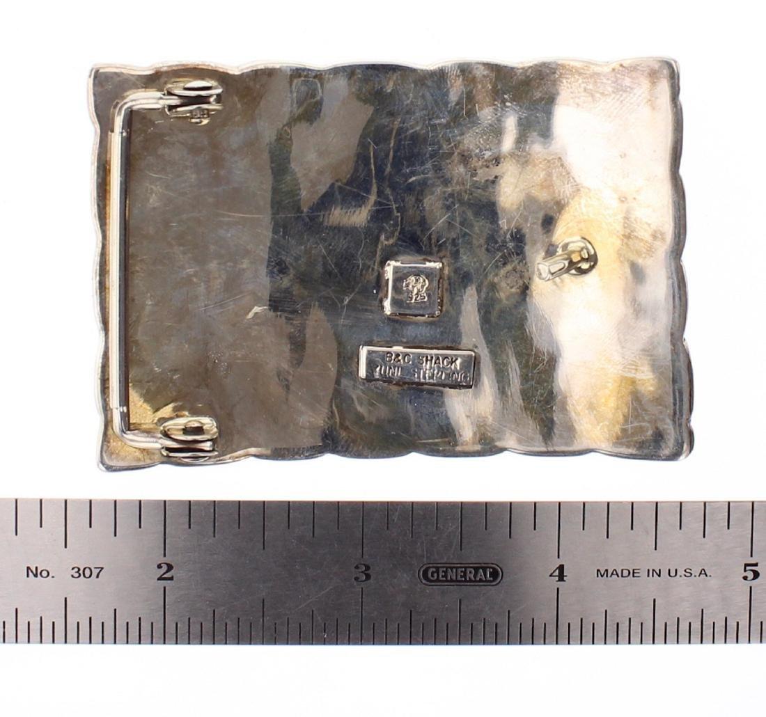 B Bobby & C Shack Genuine Multi Stone Vintage Inlay - 2