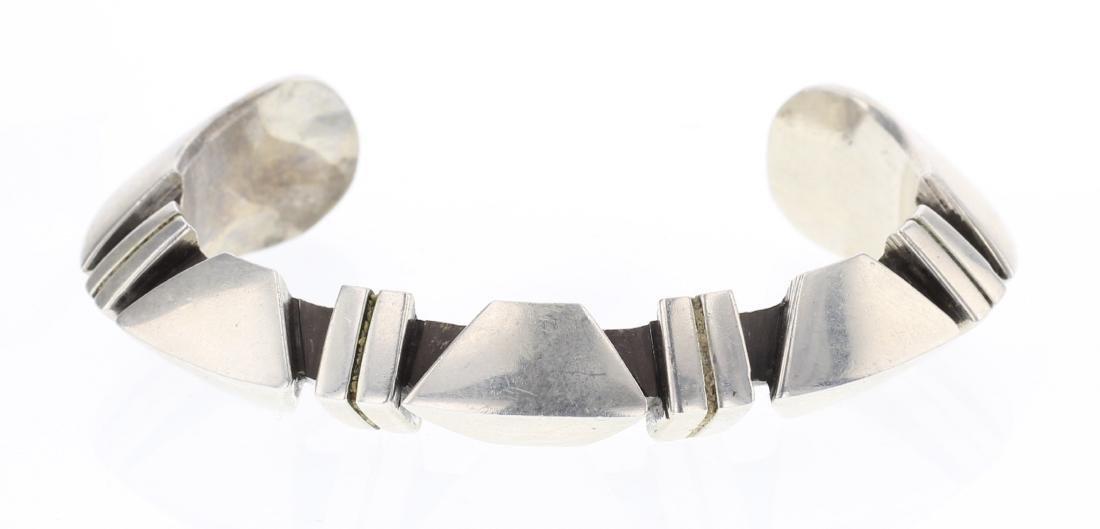 Vintage Triangle Bracelet