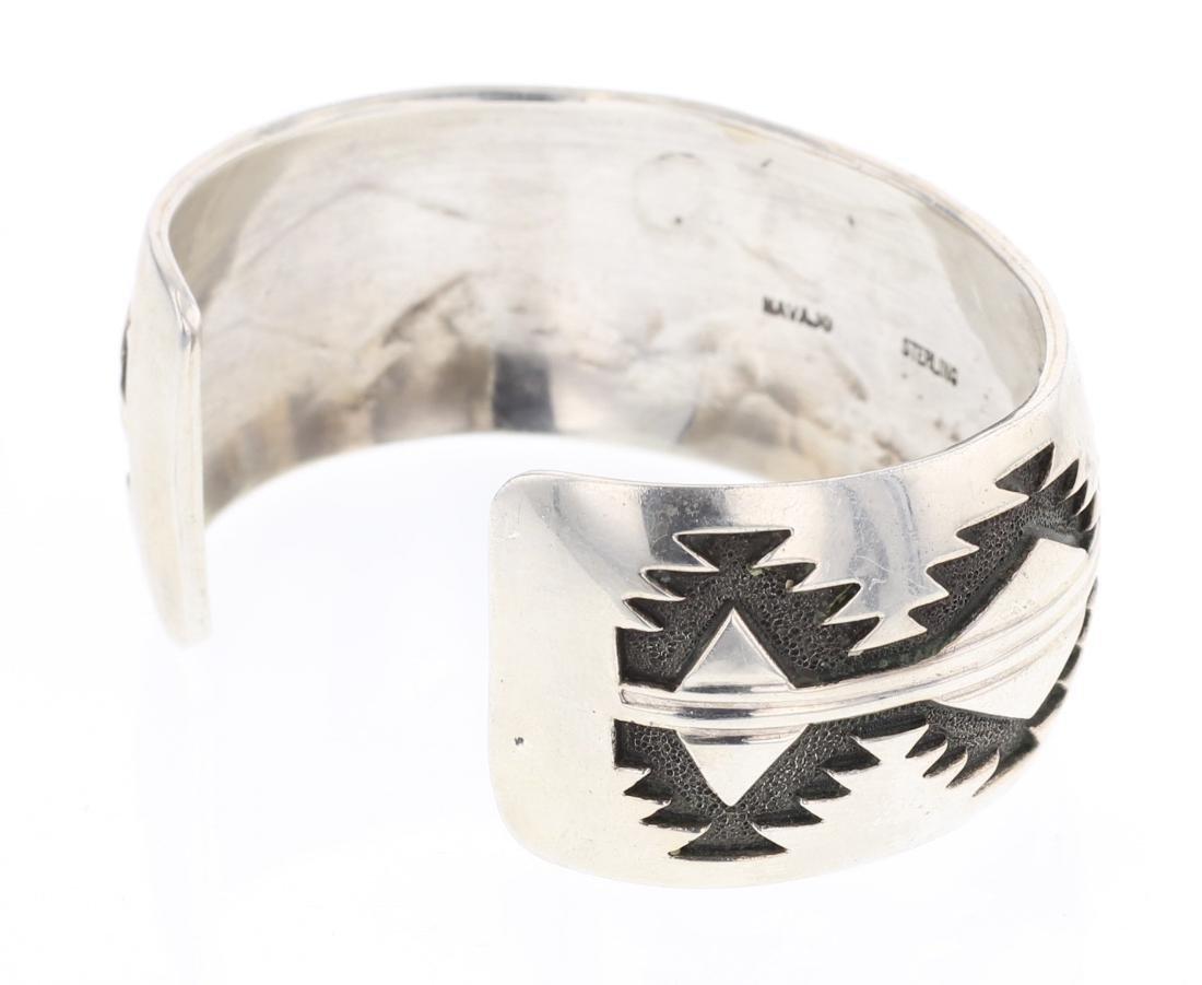 Overlay Vintage Cuff Bracelet - 2