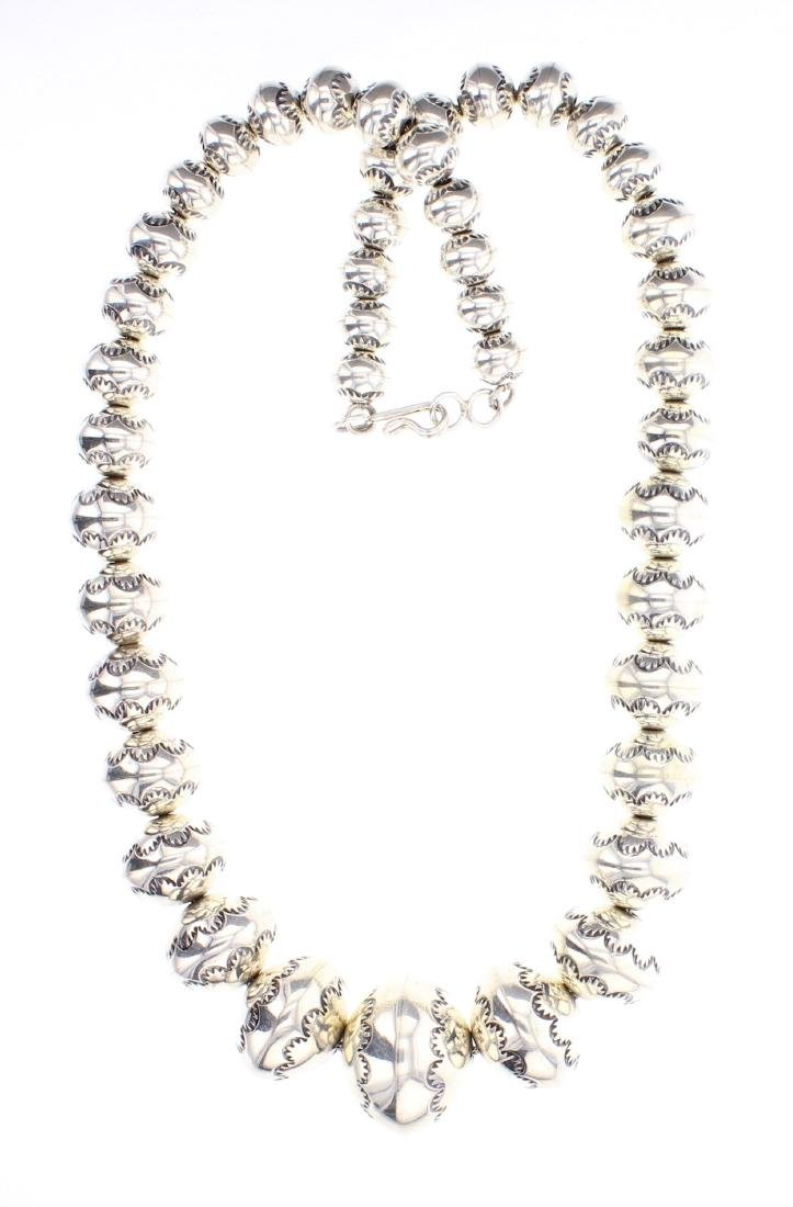 Contemporary Graduated Roundel Beads