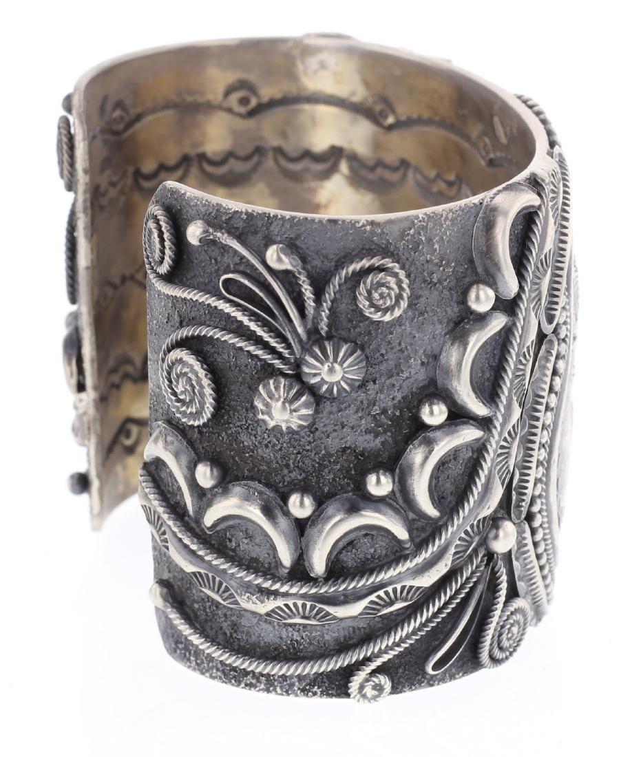 Larry Martinez Chavez Badger Bracelet ~ LMC Southwest - 2