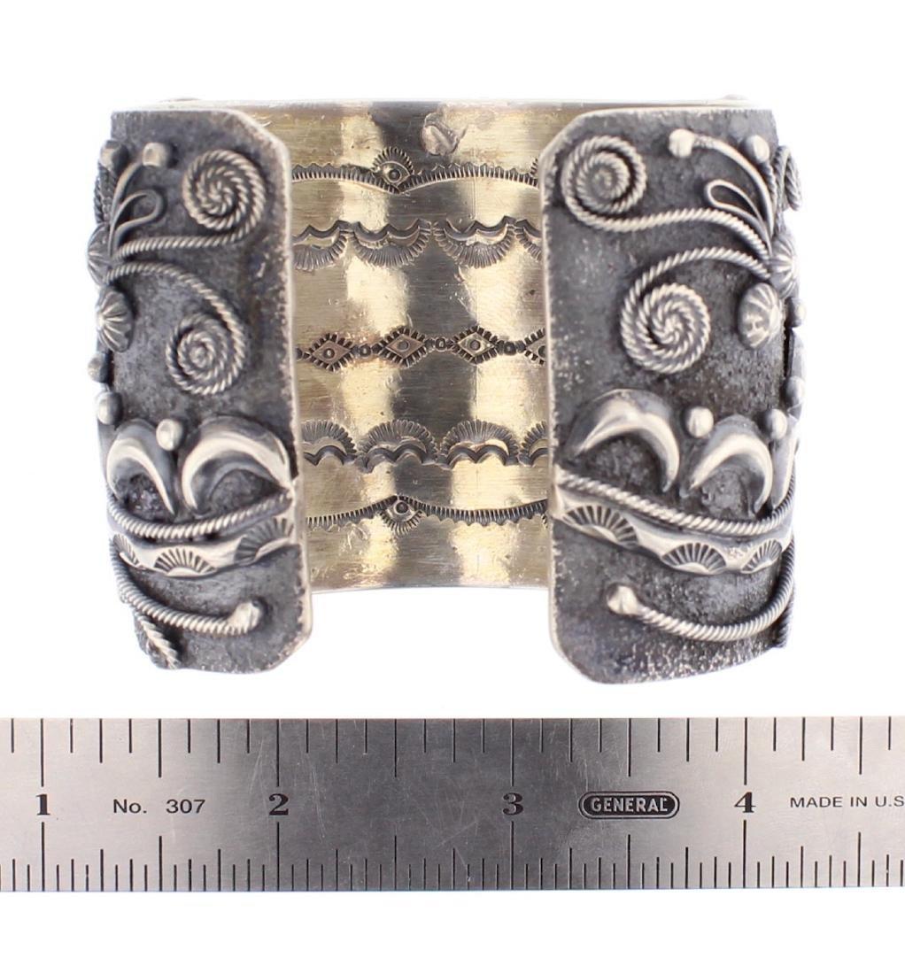 Larry Martinez Chavez Badger Bracelet ~ LMC Southwest - 4