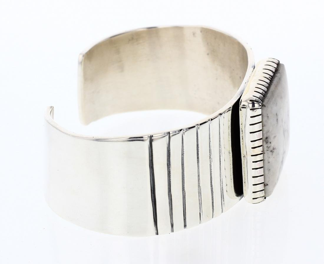 Delvin John White Buffalo Contemporary Bracelet - 2