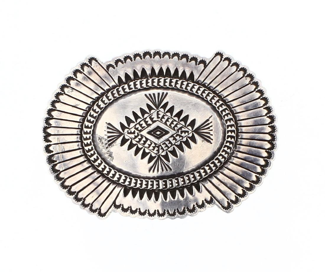 Vintage Cast Belt Buckle