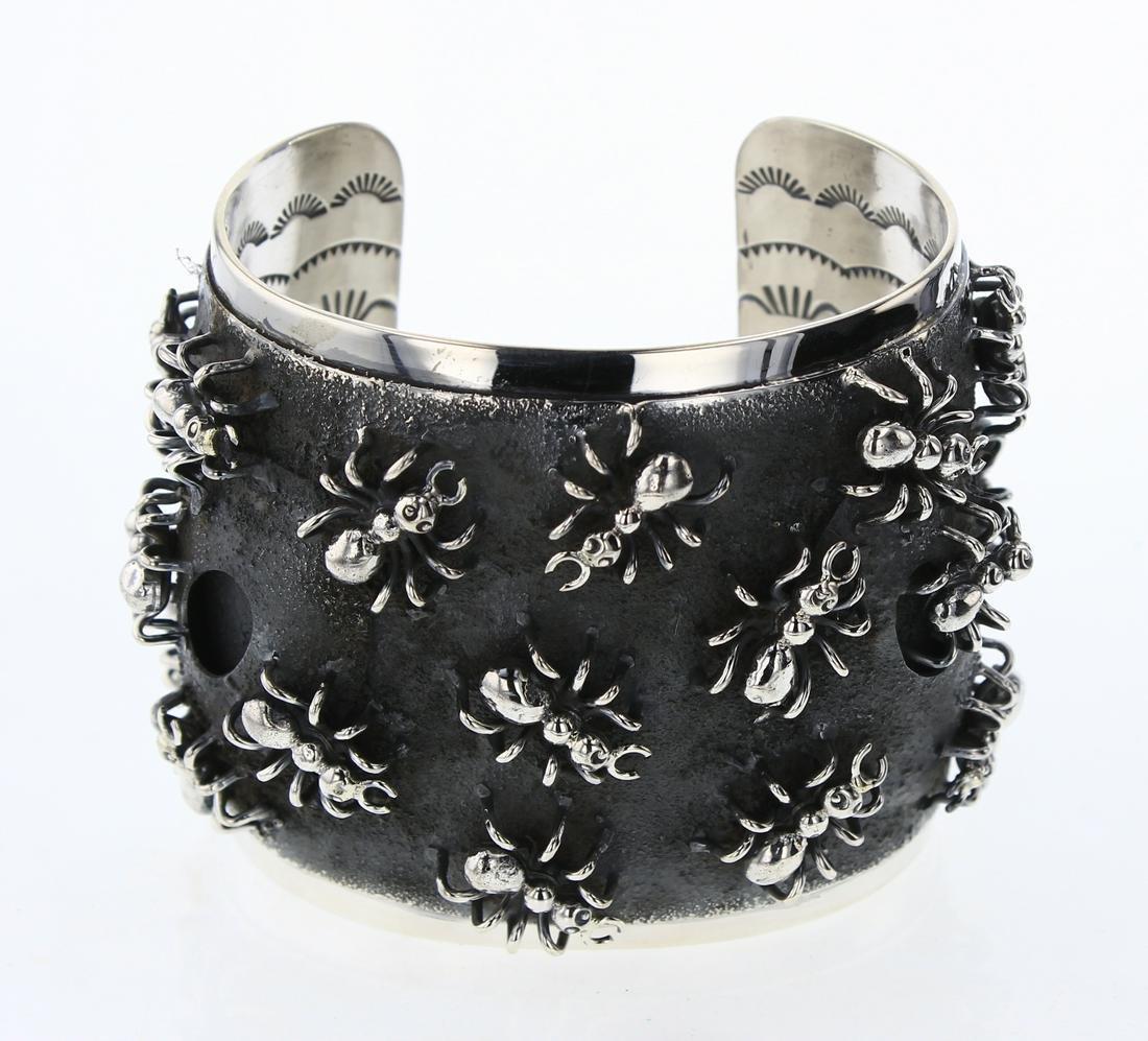 Larry Martinez Chavez Ant Hill Cuff Bracelet