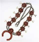 Darrin Livingston Mediterranean Ox Blood Coral Cluster