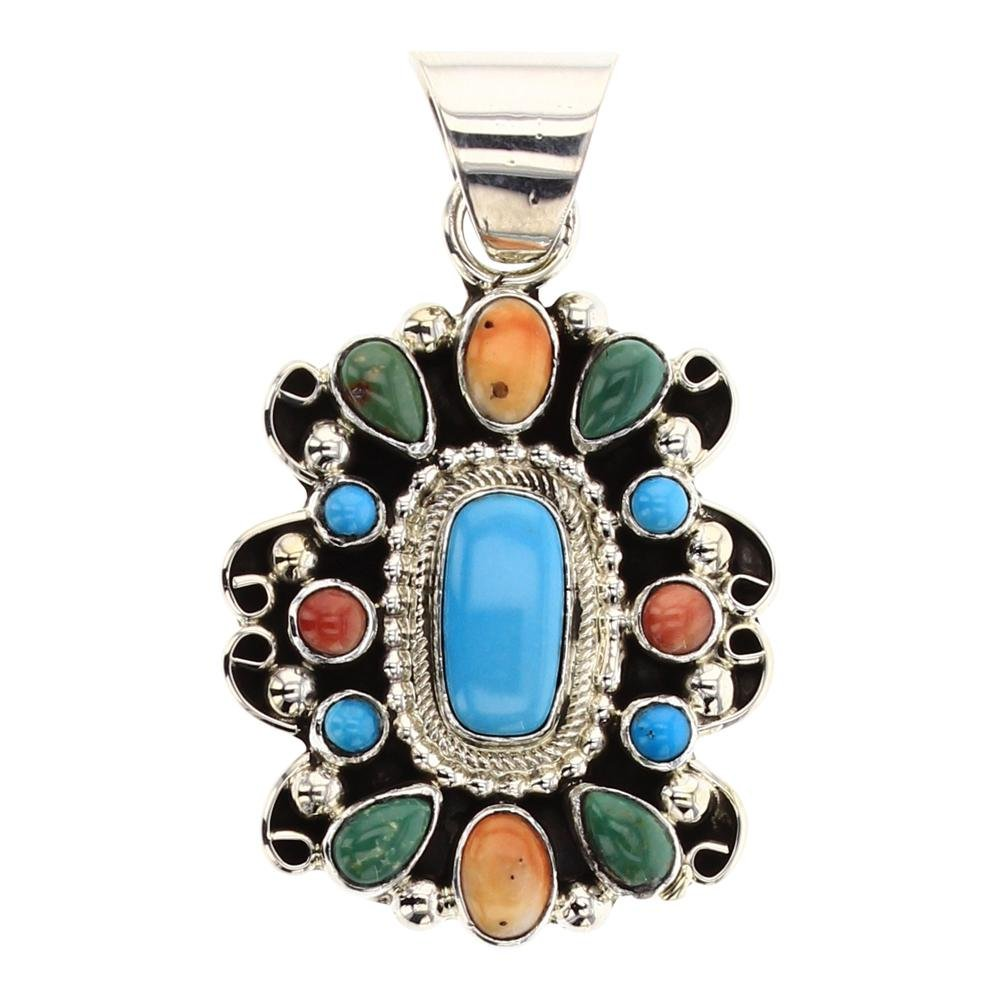 Kathleen Chavez Multi color Contemporary Design Pendant