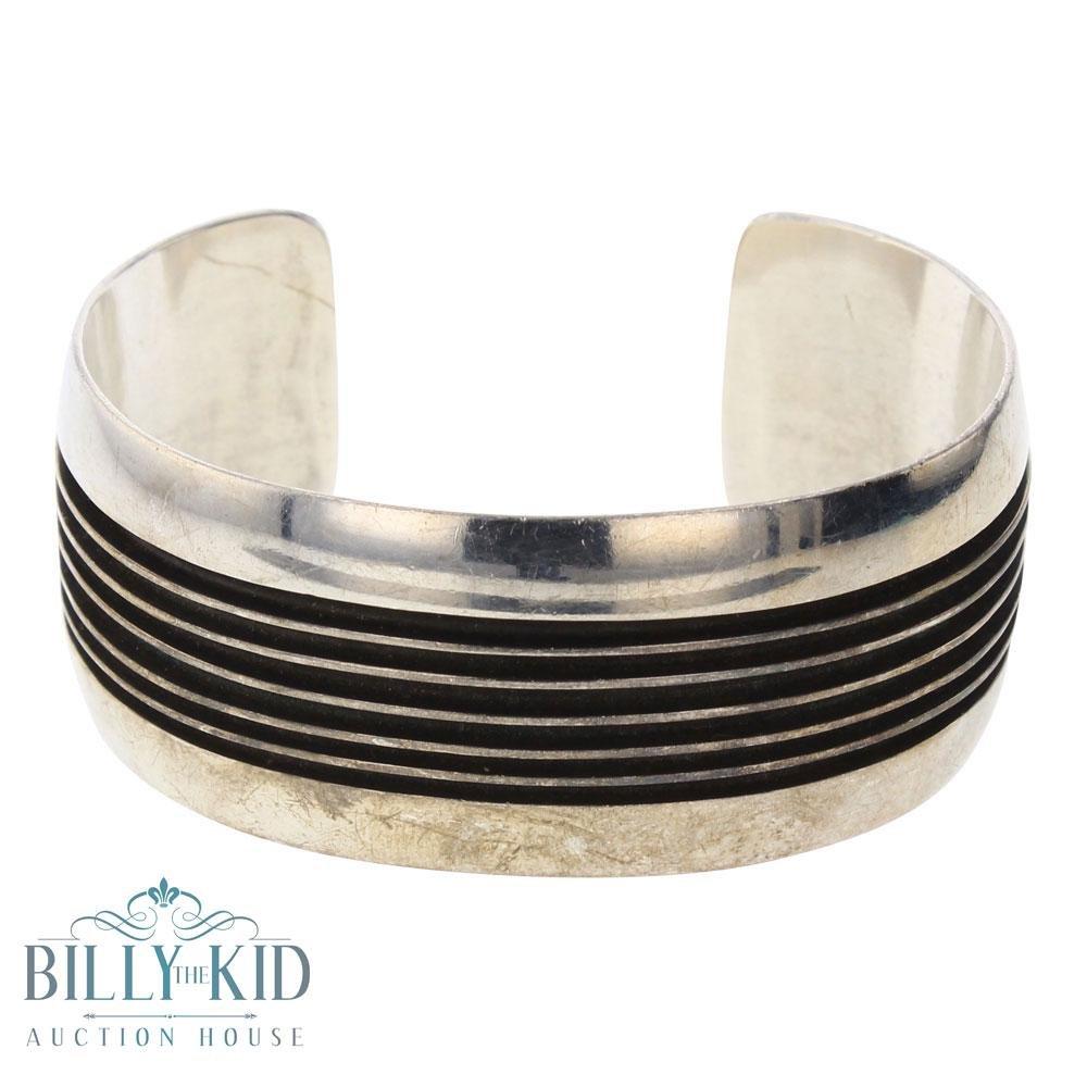 Ray King Vintage Cuff Bracelet