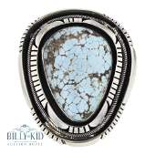 Dry Creek Turquoise Saw Work Ring
