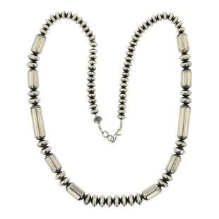 Jan Mariano Navajo Pearls Roundel & Barrel Beads