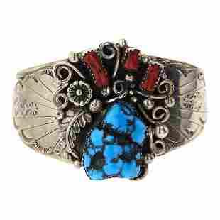 Kenneth James Vintage Sleeping Beauty Turquoise &