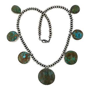 Boyd Ashley Nevada Turquoise Necklace