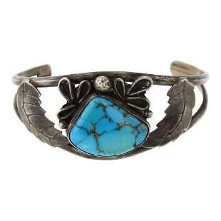Old Pawn Turquoise Bracelet