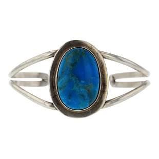 HT Blue Ridge Turquoise Bracelet