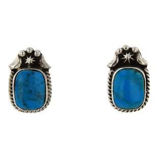 RB Blue Ridge Turquoise Earrings