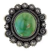 James Mason Royston Turquoise Ring
