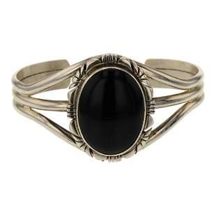 Thomas Francisco Black Onyx Bracelet