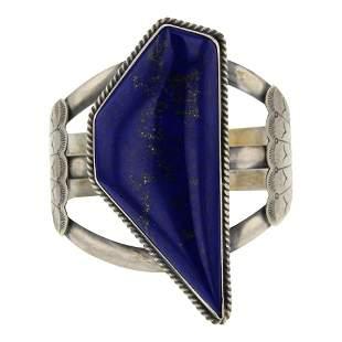 Ray Delgarito Lapis Cuff Bracelet