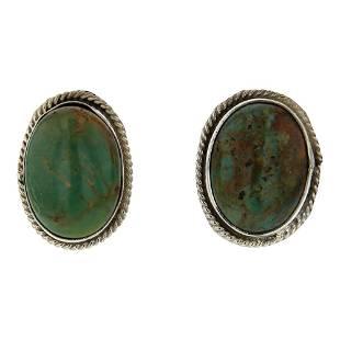 Manassa Turquoise Earrings