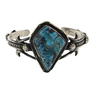 Chimney Butte Turquoise Bracelet