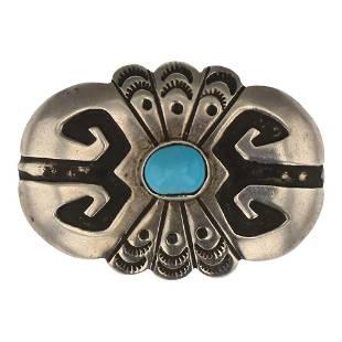 Thomas Singer Vintage Turquoise Pin