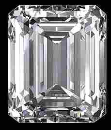 Loose Emerald Diamond