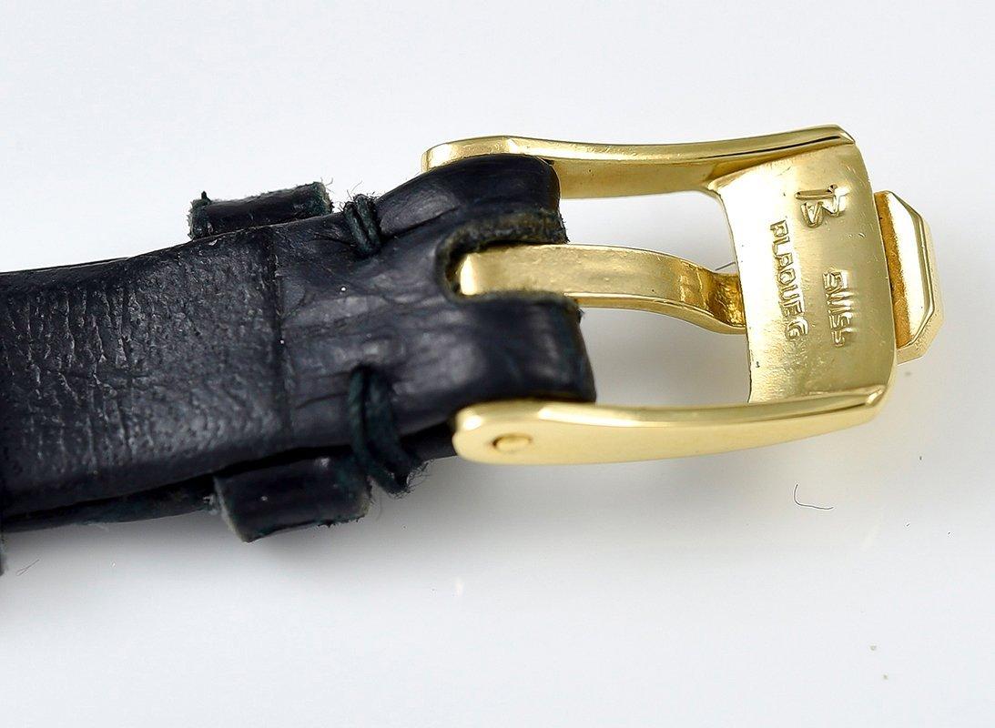 Chopard Lady's Yellow Gold Happy Diamond Quartz Watch - 3