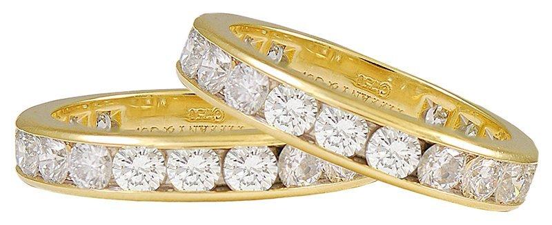 TIFFANY & CO. Diamond Eternity Ring