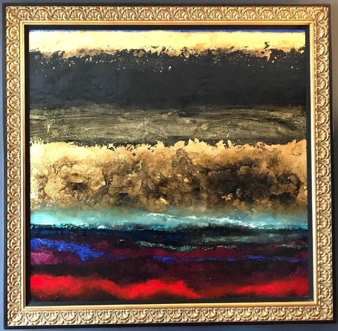 Holmann Original Commissioned Oil Painting