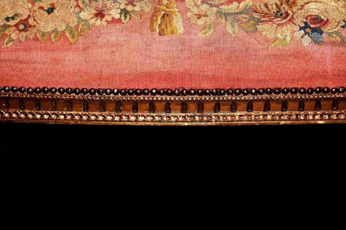 5 Piece 18th Century French Settee Collection - 7