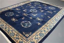 9 x 12 Chinese Handmade Rug 100 Wool
