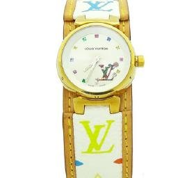 Rare Ladies Louis Vuitton Murakami Multicolore Hands
