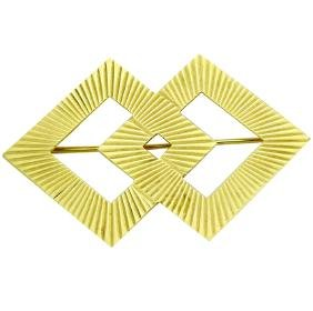 Tiffany & Co. Retro brooch from the 60's