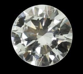 6.01 CARAT BRILLIANT ROUND GIA CERTIFIED DIAMOND VVS2