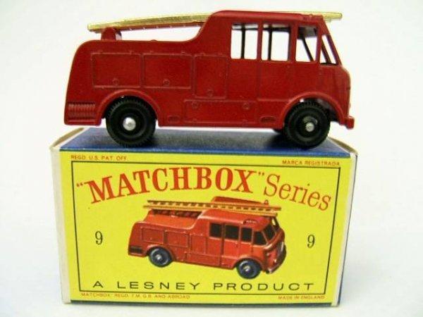 11: 9C Merryweather Fire Truck