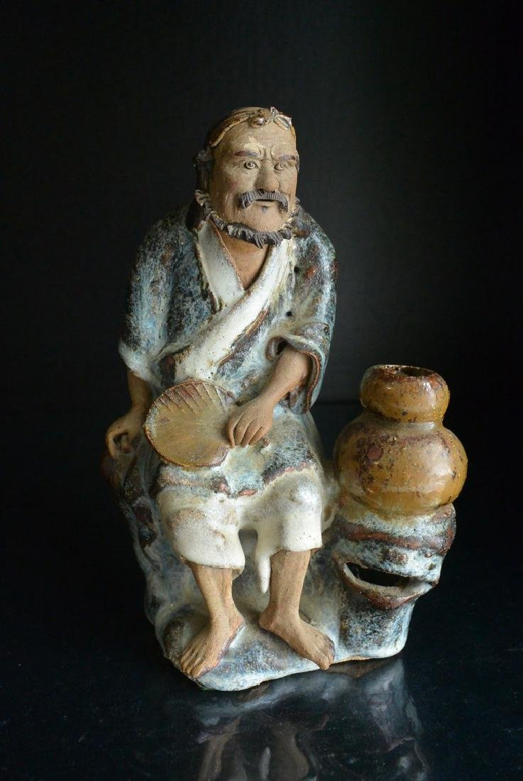 Old Shiwan kiln ornaments
