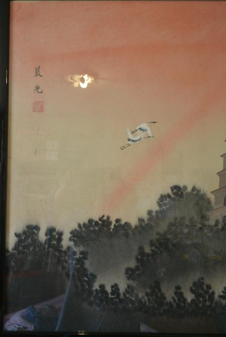 Xiao Meng, Chinese Painting - 10