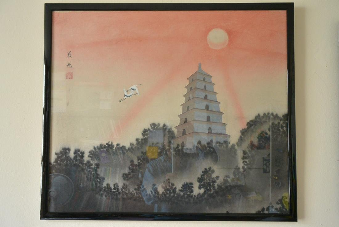Xiao Meng, Chinese Painting