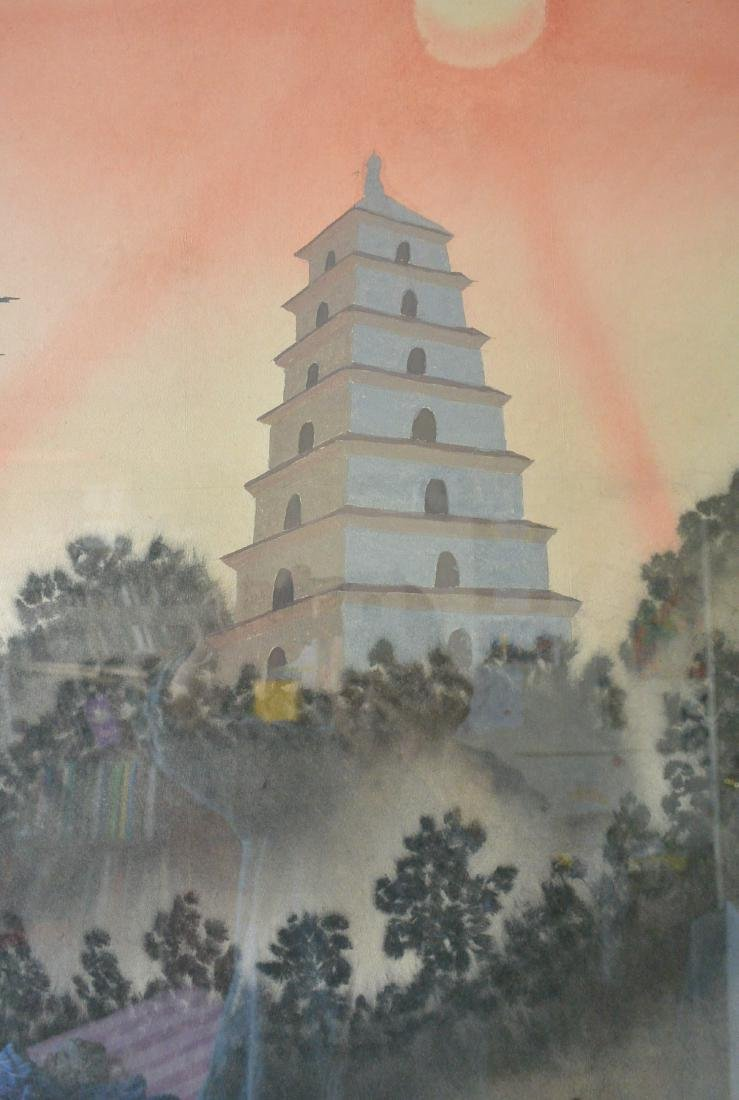 Xiao Meng, Chinese Painting - 3