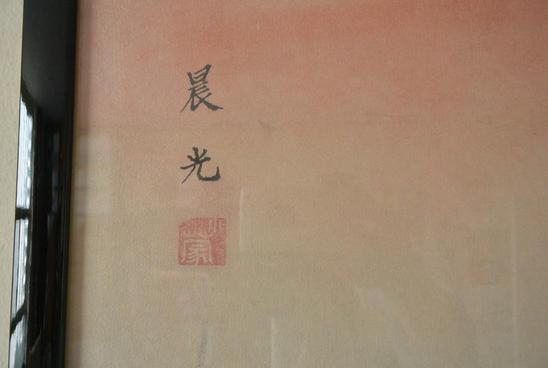Xiao Meng, Chinese Painting - 4
