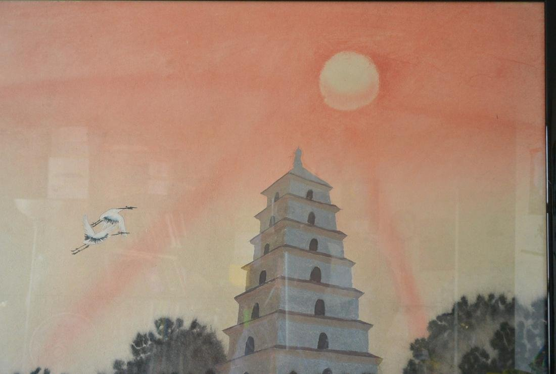 Xiao Meng, Chinese Painting - 6