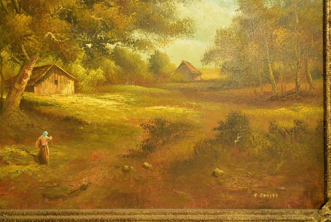 E. Forlee, Oil painting - 6