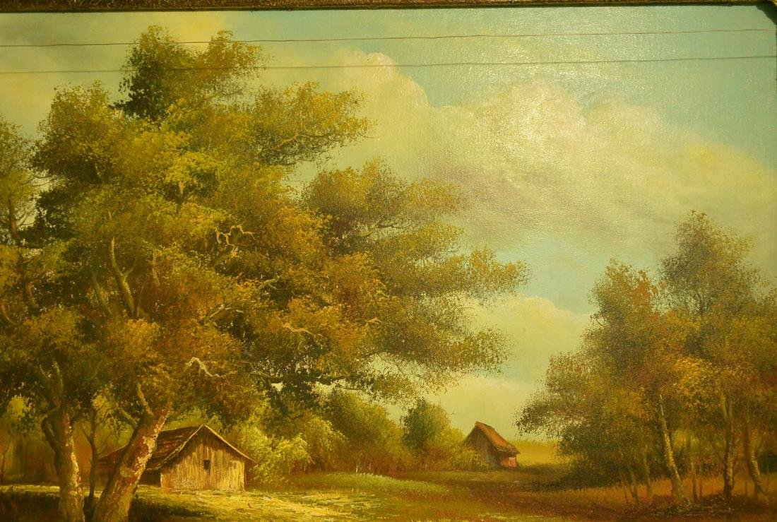 E. Forlee, Oil painting - 7