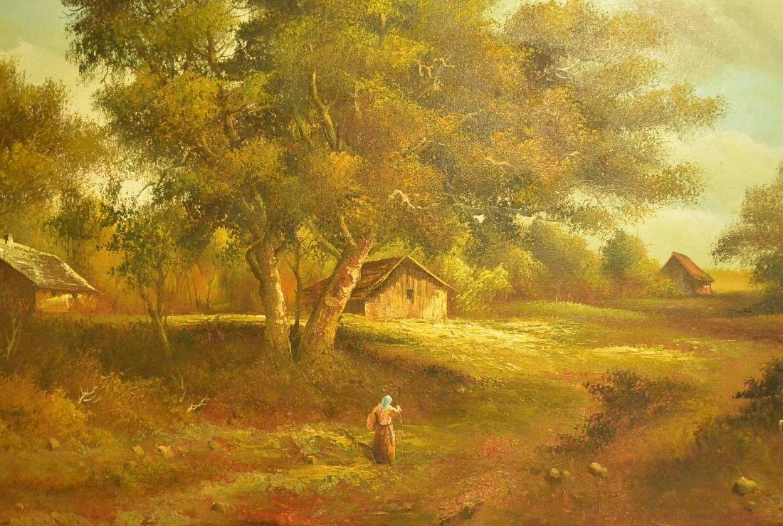E. Forlee, Oil painting - 8